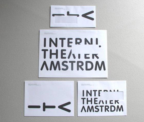Internl Theater Amstrdm – huisstijl