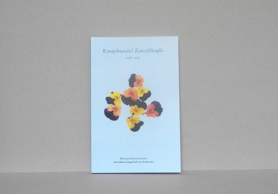 essaybundel kunstfilosofie