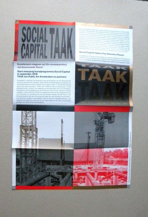social capital taak