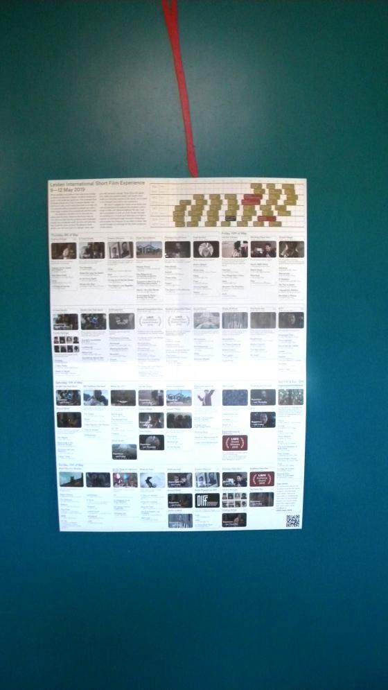 leiden short film festival