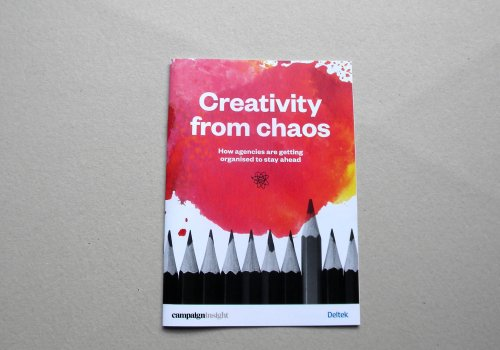 creative from chaos
