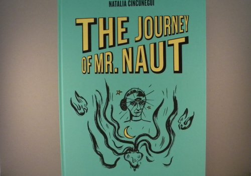 the journey of mr. naut