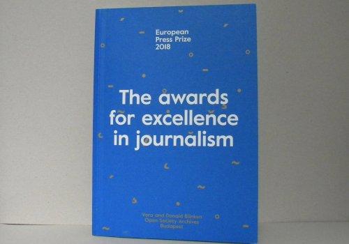 european press prize 2018
