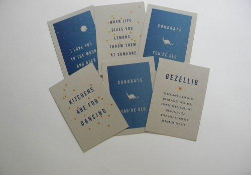oracle postkaarten