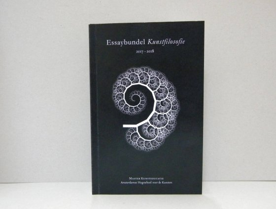 essaybundel kunstfilosofie 2017 – 2018