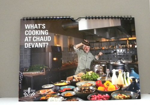 what's cooking at chaud devant?