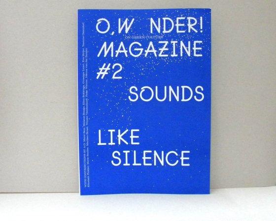 O,wonder magazine