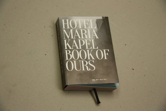 hotel maria kapel book of ours
