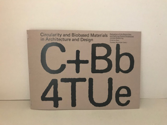 circularity and biobased materials in architecture and design