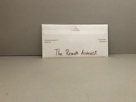the remote archivist