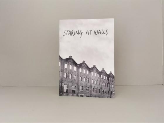 staring at walls