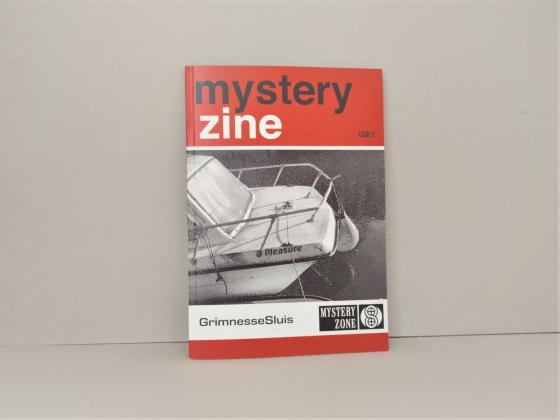 mystery zine