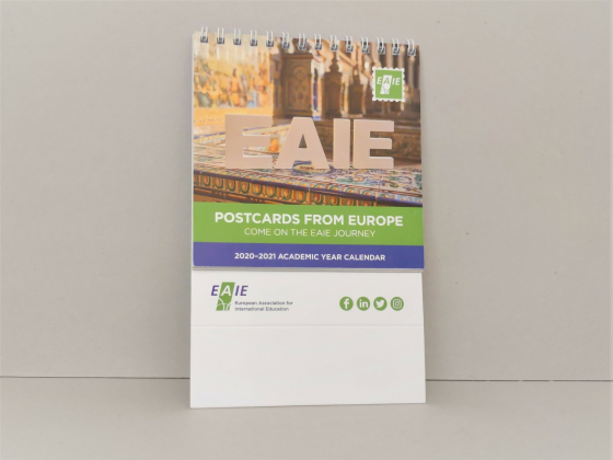 eaie postcards from europe