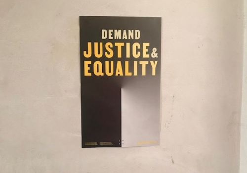 demand justice & equality