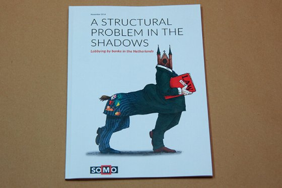 a structural problem in the shadows
