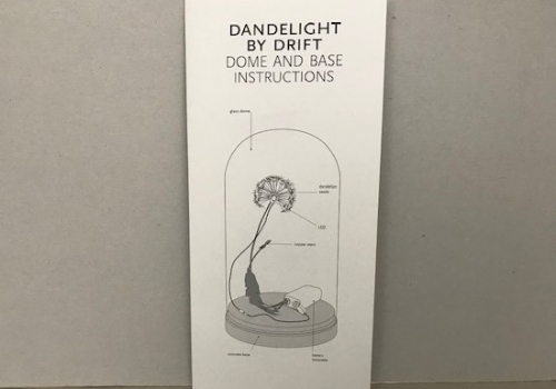 dandelight by drift