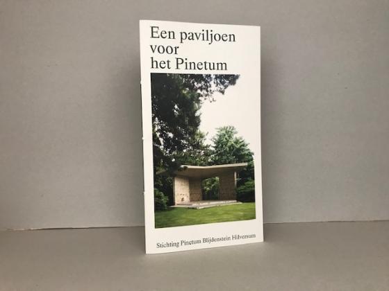 Een pavilioen voor het pinetum