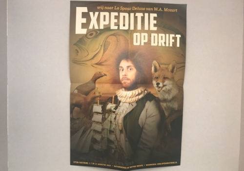 expeditie op drift