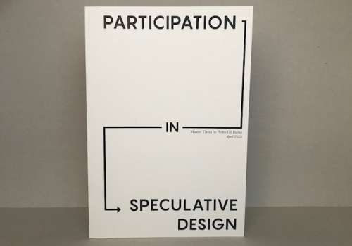participation in speculative design