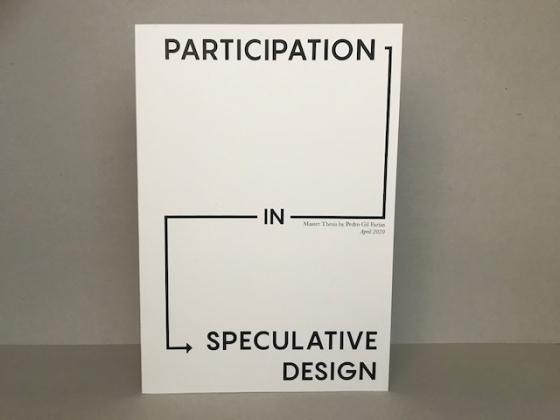 participation in speculative design