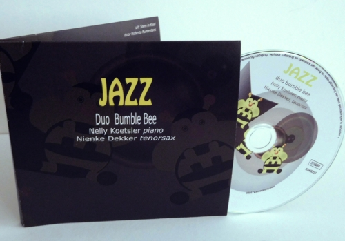 jazz duo bumble bee