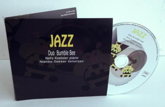 jazz duo bumble bee