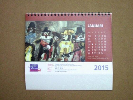 jaarkalender 2015